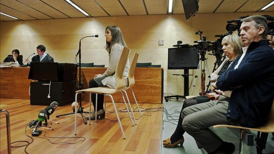Los policías confirman el ruido en la casa de la mujer que denunció a la pianista
