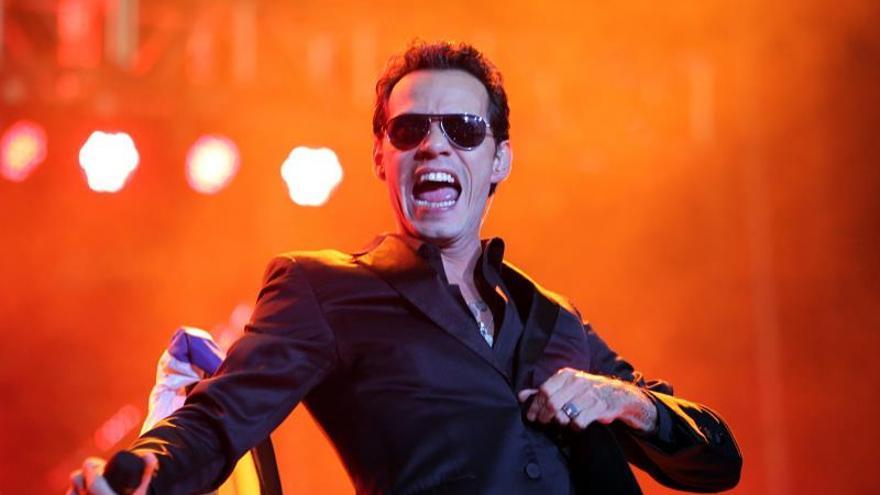 Marc Anthony niega planes de viajar a Cuba para ofrecer dos conciertos