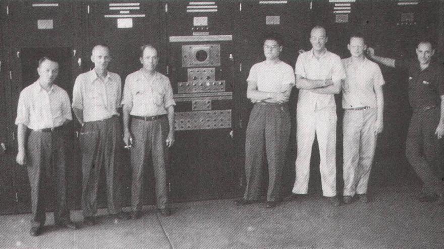 EDVAC técnicos