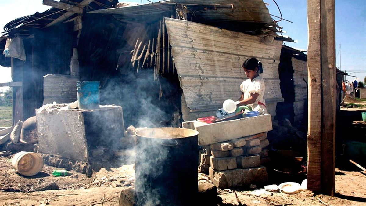 La pobreza alcanza a 18,9 millones de argentinos y argentinas