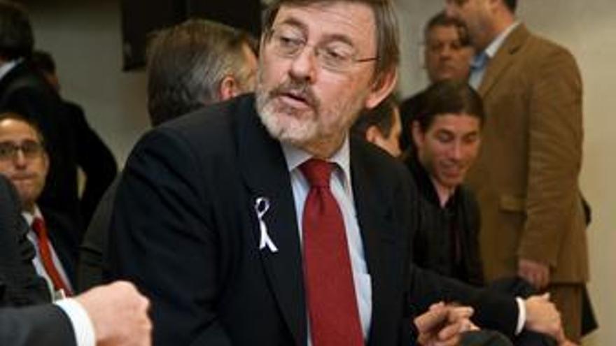 Jaime lissavetzky, secretario de estado para el deporte