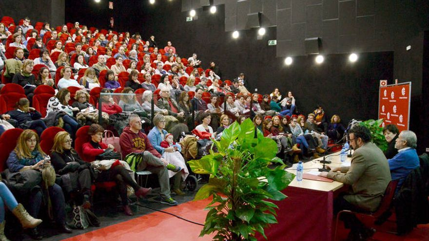 Conferencia en Azuqueca de Henares