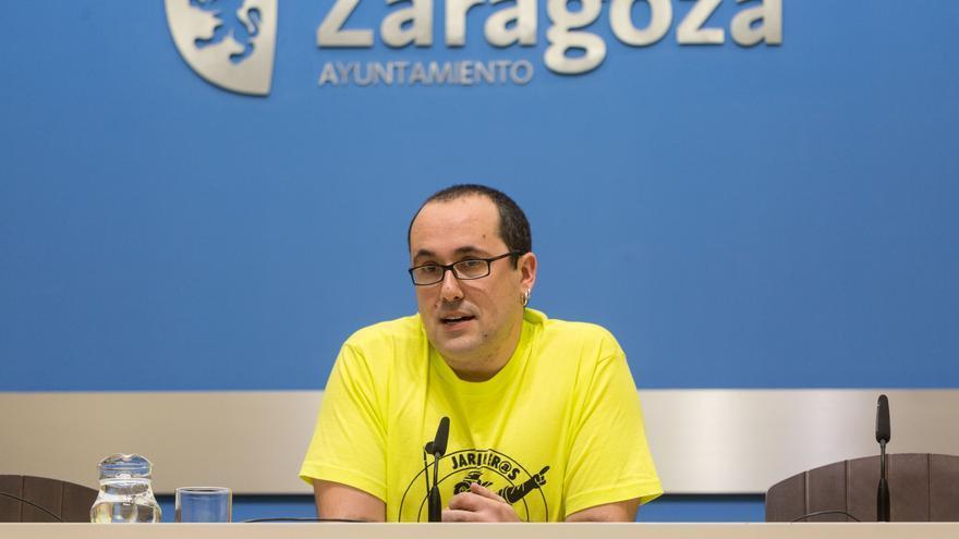 El consejero de Servicios Públicos, Alberto Cubero, en una imagen de archivo.