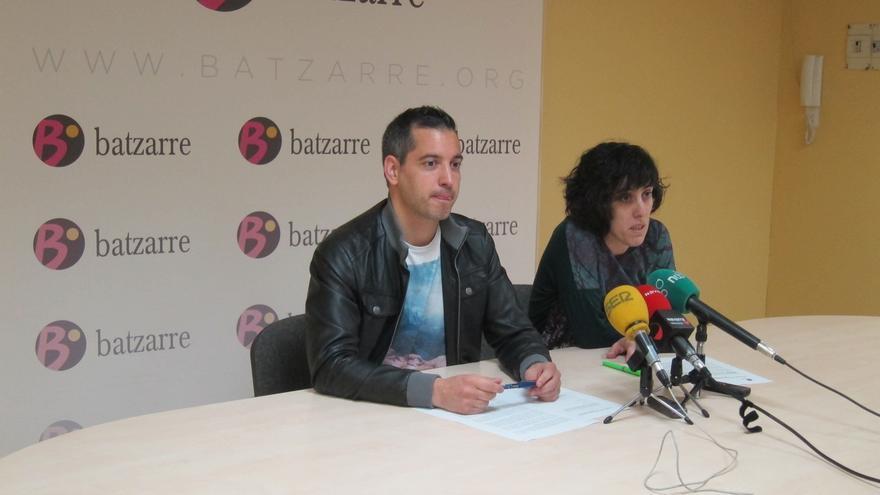 El 94,77% de los participantes en la consulta de Batzarre apoyan concurrir junto a Podemos e IU