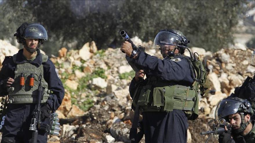 Israel detiene a un palestino sospechoso de tratar de cometer un apuñalamiento