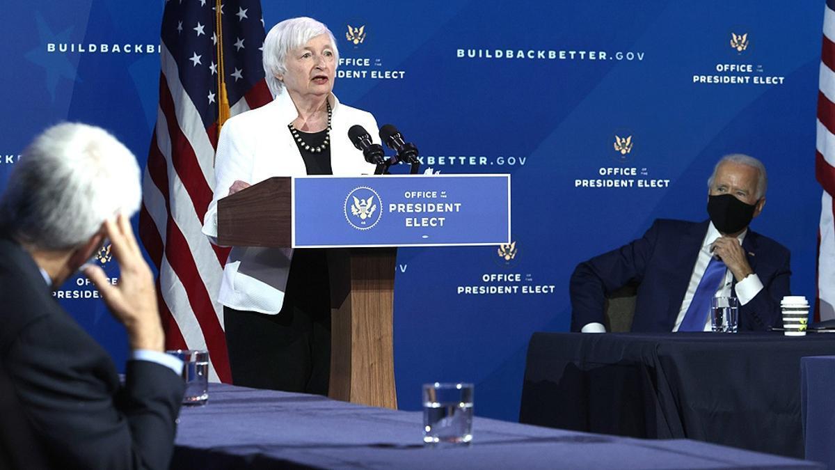 Yellen se doctoró en la Universidad de Yale y es profesora emérita de la Universidad de Berkeley