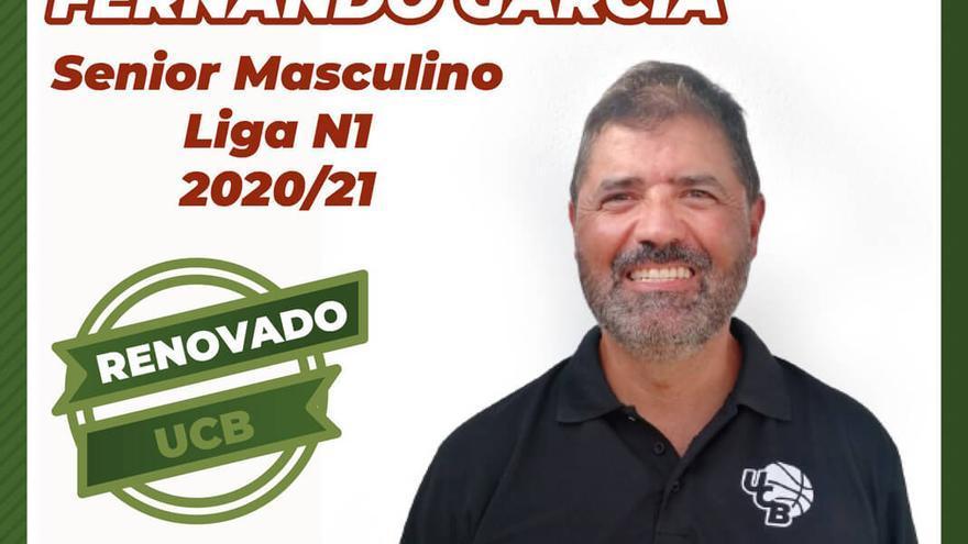 Gráfico de renovación de Fernando García | UBI CONCORDIA