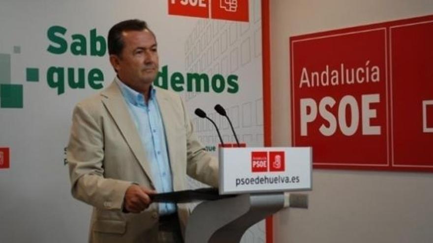 Gonzalo Rodríguez Nevado, que dejó la alcaldía de Punta Umbría por causas judiciales.