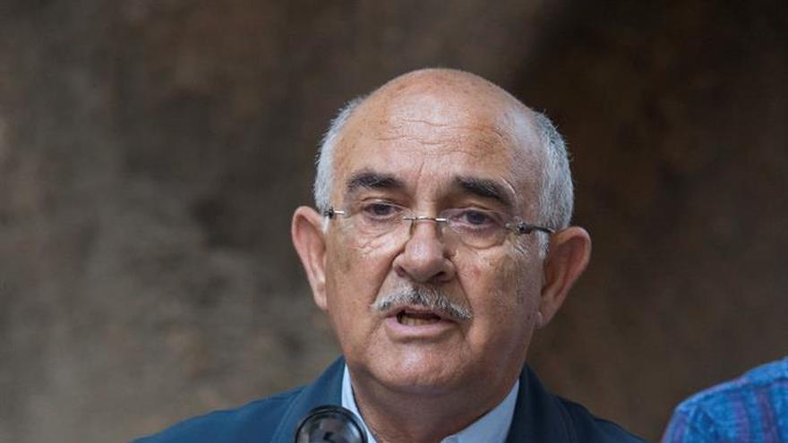 El expresidente murciano del PP Alberto Garre crea el partido Somos Región