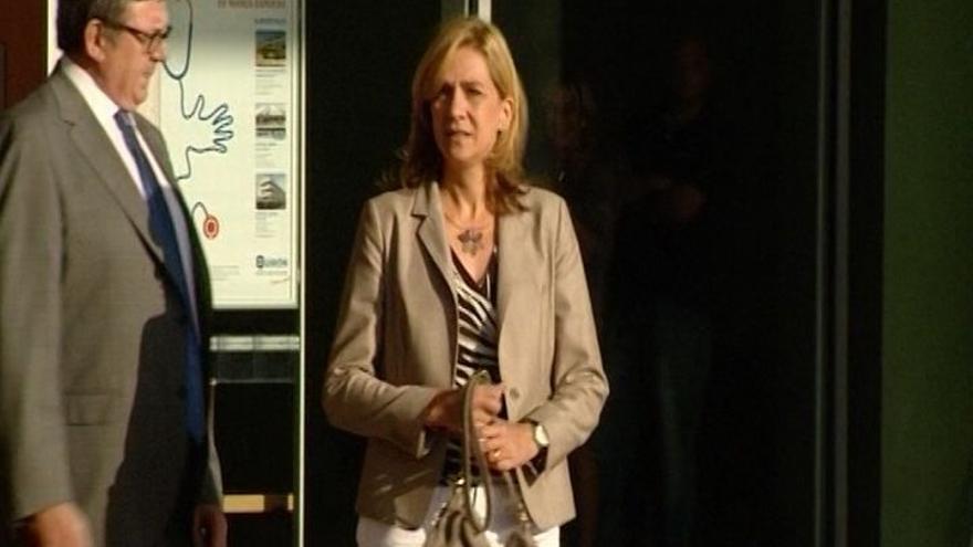 El PSOE calcula que la infanta accederá al juzgado con un dispositivo de seguridad como el de su marido