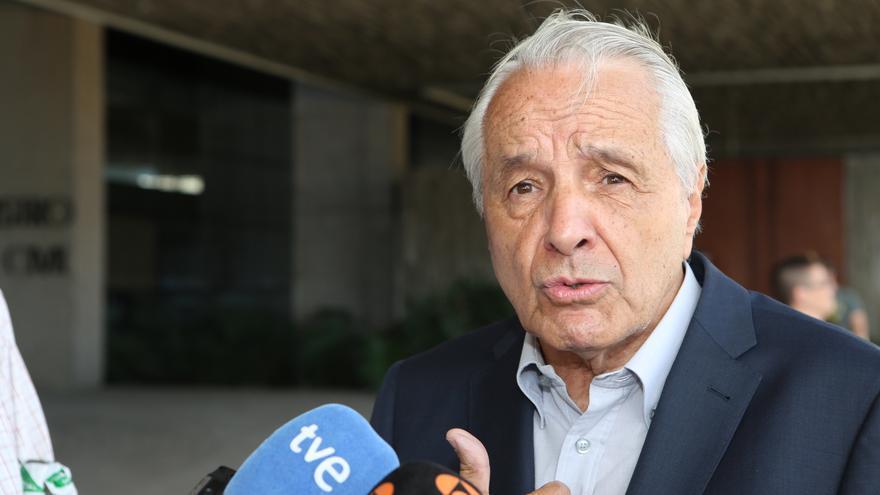 El exdiputado y exconsejero de Economía y Hacienda, José Carlos Mauricio.