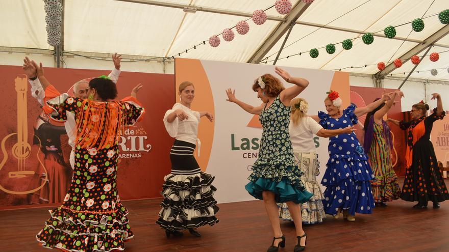 La edición más flamenca de la Feria de Abril vuelve a Las Arenas.