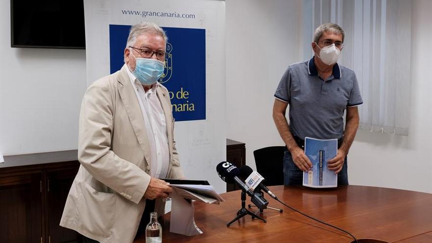 PP y Unidos por Gran Canaria solicitan un pleno en el Cabildo para abordar la inmigración a la Isla