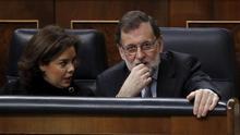 """Rajoy vuelve a hacer suyas las palabras de Cospedal sobre el Yak-42, pero evita decir """"perdón"""""""