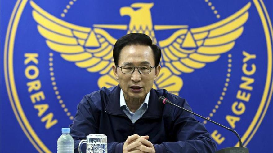 Condenado el hermano del presidente surcoreano a 2 años de cárcel por soborno
