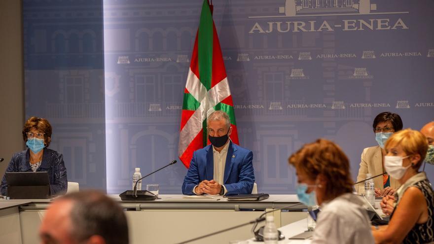 Euskadi no permitirá grupos de más de 10 personas en la calle y en los bares