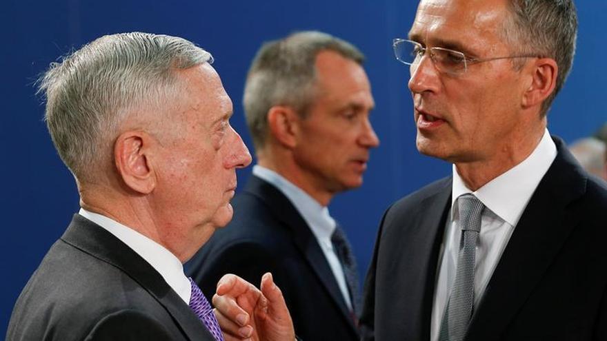 Stoltenberg destaca la cooperación en ciberdefensa entre la UE y la OTAN