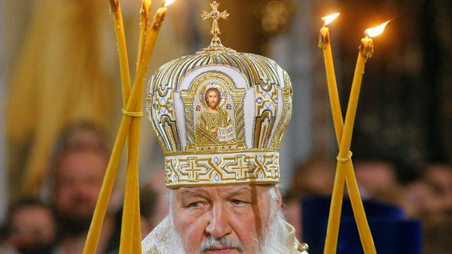 """El patriarca ortodoxo ruso declara """"guerra santa"""" la lucha antiterrorista"""