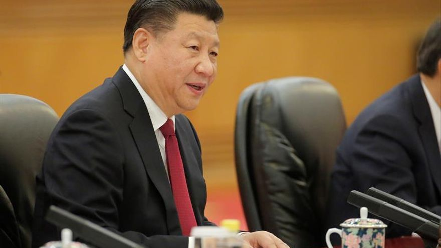"Trump augura un encuentro ""muy difícil"" con Xi Jinping"