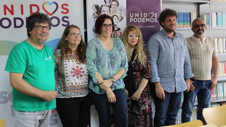 Unidos Podemos no se plantea la nacionalización de Elcogas en Puertollano