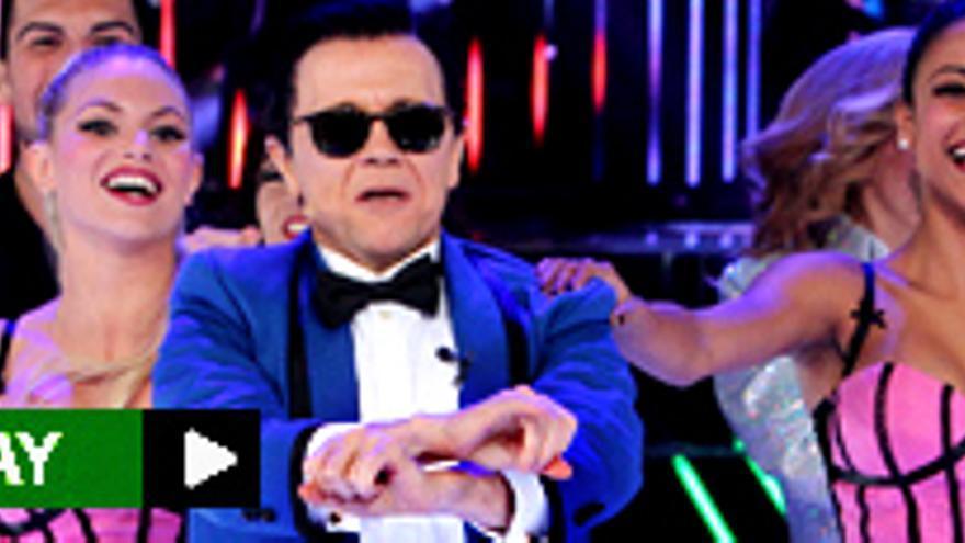 """Segura gana con el 'Gangnam Style' la """"mejor gala de la historia"""" de 'Tu cara me suena'"""