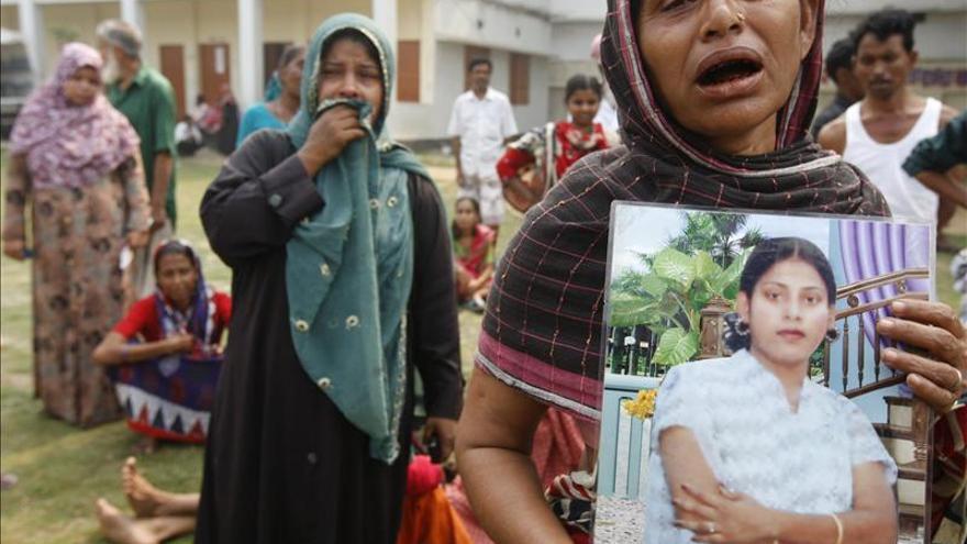 Bangladesh pierde esperanza de hallar supervivientes en edificio derrumbado