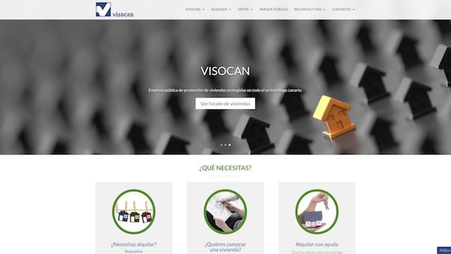 Web de Visocan
