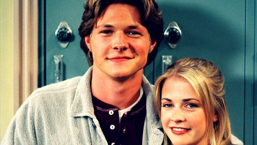 La pareja de 'Sabrina'