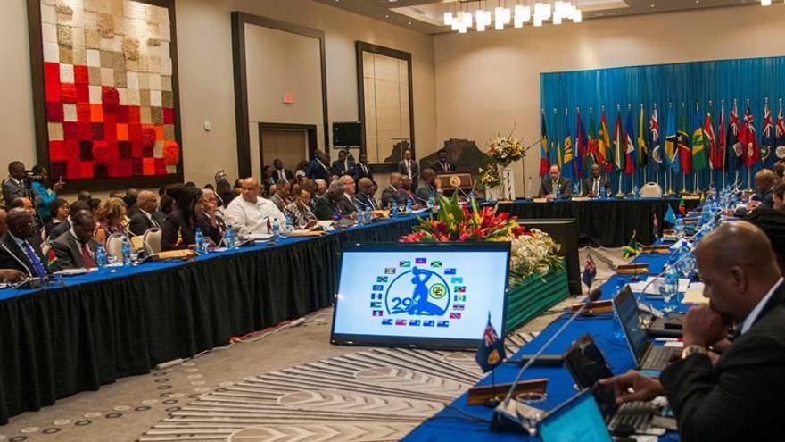 Caricom estudia las medidas para hacer frente al cambio climático y los huracanes