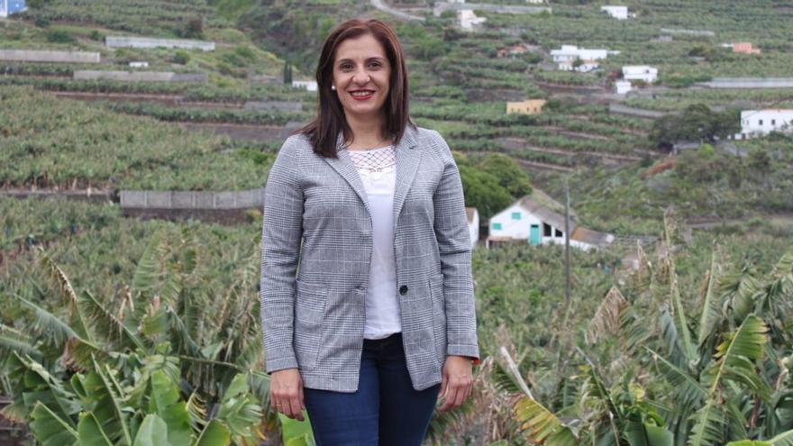 Itahisa Hernández.