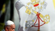 El papa denuncia la explotación de mujeres y niños durante viaje a Tailandia