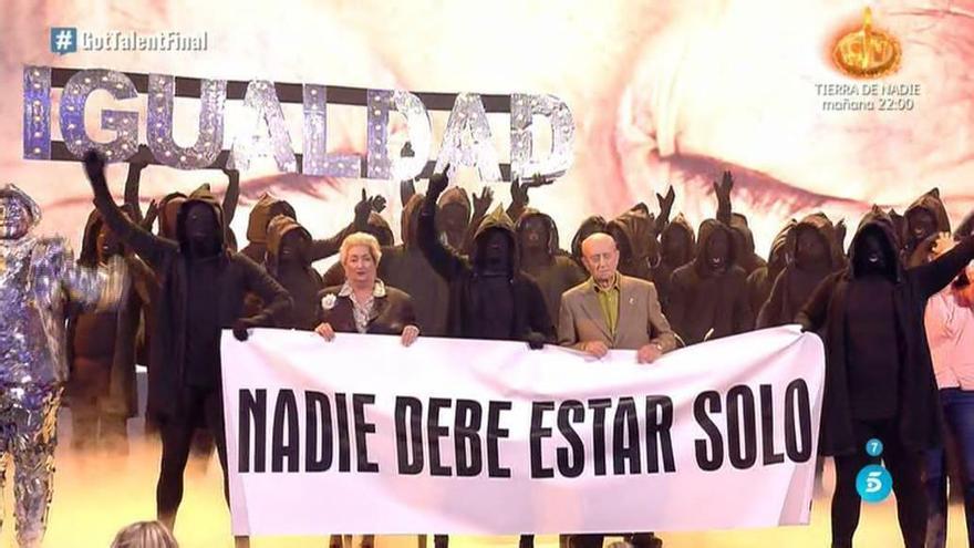 La Murga Zeta-Zetas gana la 4ª edición de 'Got talent España' con mensajes sociales