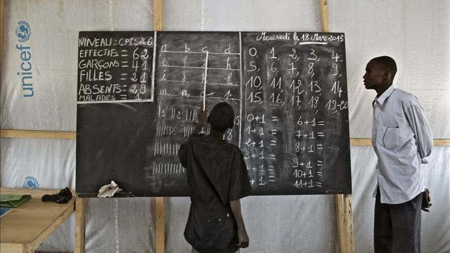 El conflicto de Nigeria deja fuera de la escuela a un millón de niños