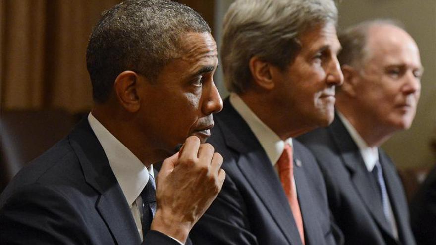 """Obama afirma que las filtraciones a la prensa sobre la seguridad ponen """"en peligro"""" a las personas"""