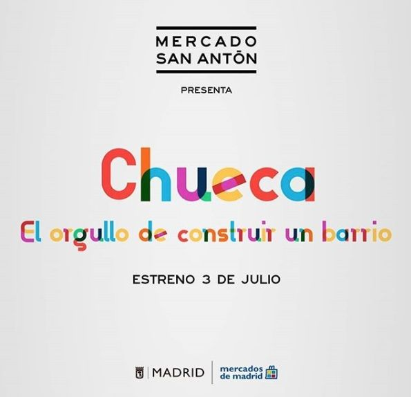 "Documental ""Chueca. El orgullo de construir un barrio"""