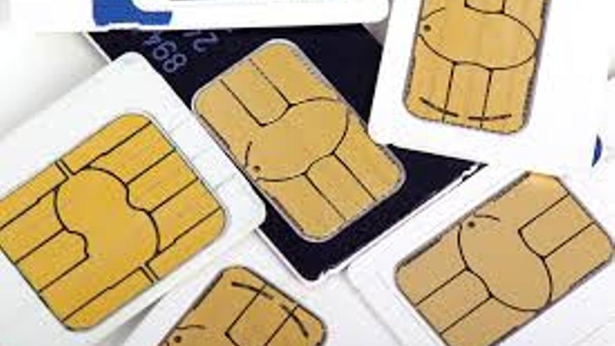 ¿Adiós a la tarjeta SIM? (Foto: Pixabay)