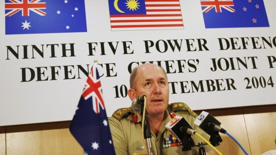 Exjefe de las fuerzas de paz en Timor Oriental, nuevo gobernador de Australia
