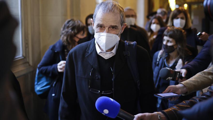 Josu Ternera, en el banquillo en París por su papel en ETA entre 2010 y 2013
