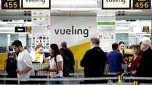 Los pilotos de Vueling rechazan la propuesta de convenio colectivo