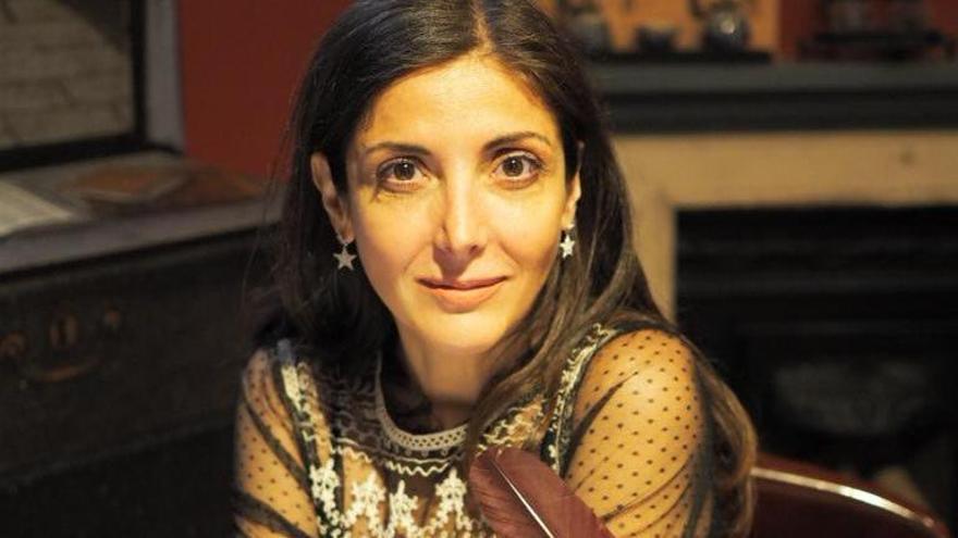 Espido Freire.  Foto: © Nika Jiménez.