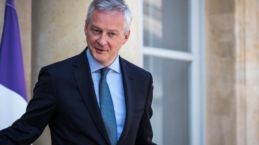 """Le Maire: El Estado no ha tratado de """"frustrar la unión entre Renault y Fiat"""""""
