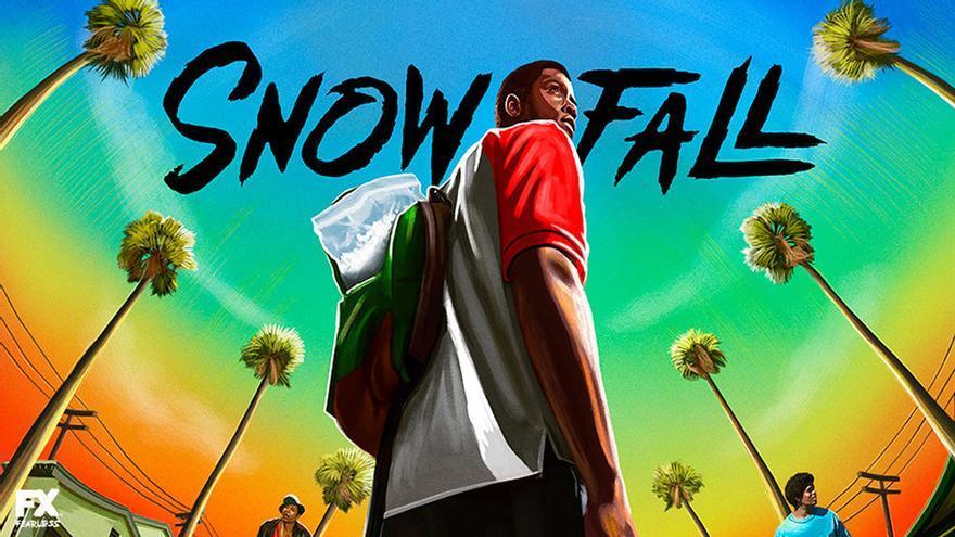 'Snowfall', un drama criminal  sobre el nacimiento del crack en E.E.U.U.