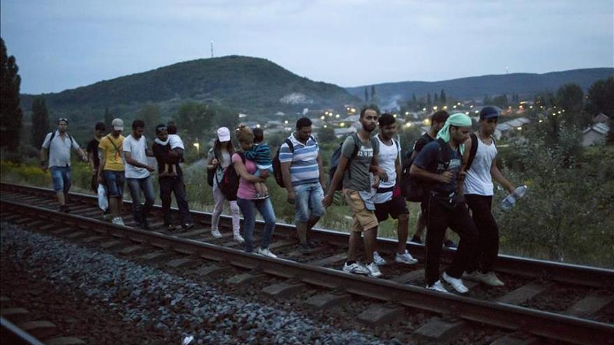 Austria y Alemania dan luz verde a la llegada y el paso de refugiados