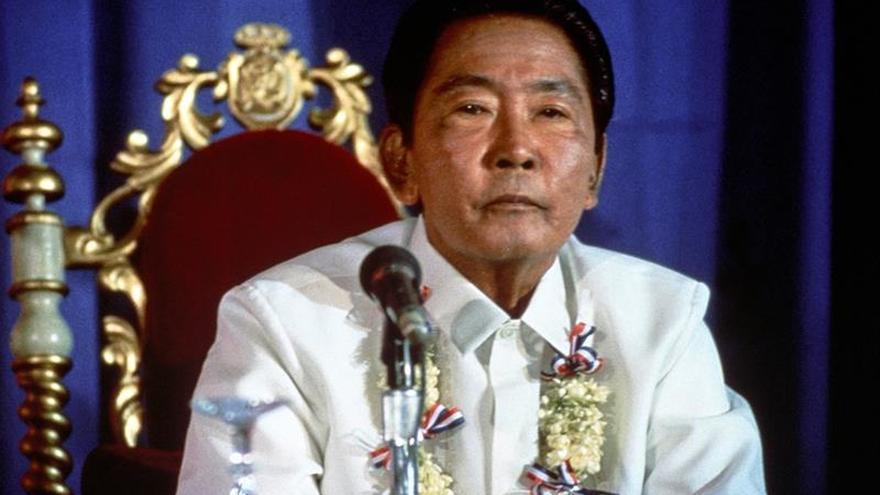 El presidente electo de Filipinas permite que Marcos sea enterrado como un héroe