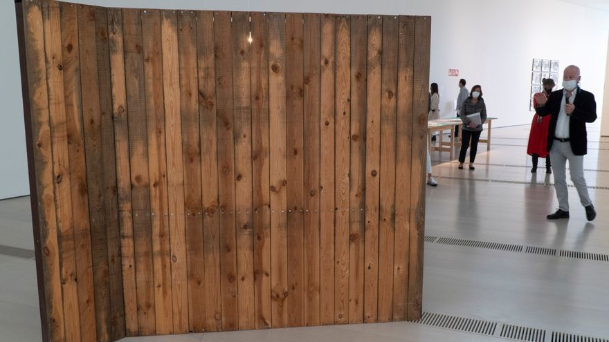 """El Centro Botín acoge un """"diálogo"""" entre arte y arquitectura"""