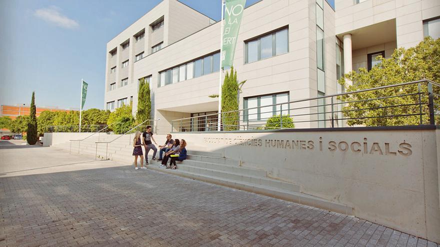 Facultad de Ciencias Sociales de la Universitat Jaume I de Castellón.