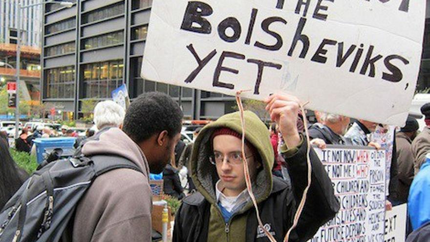 """""""No somos los bolcheviques, aún"""""""