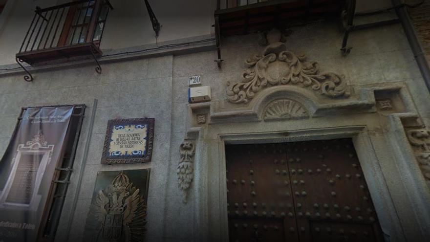 Antigua sede de la Sindicatura de Cuentas de Castilla-La Mancha