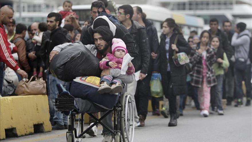 Canadá se prepara para recibir 25.000 refugiados sirios en las próximas semanas