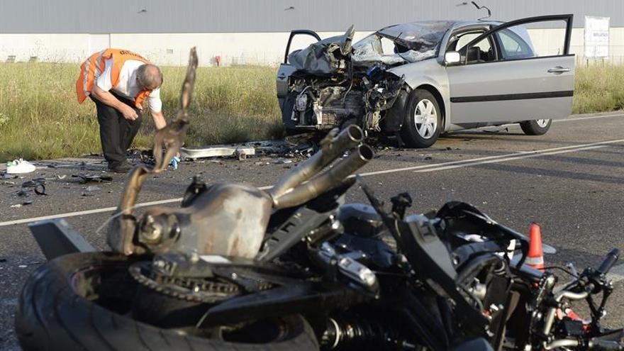 El 20% de las lesiones de motoristas al año se concentran en julio y agosto